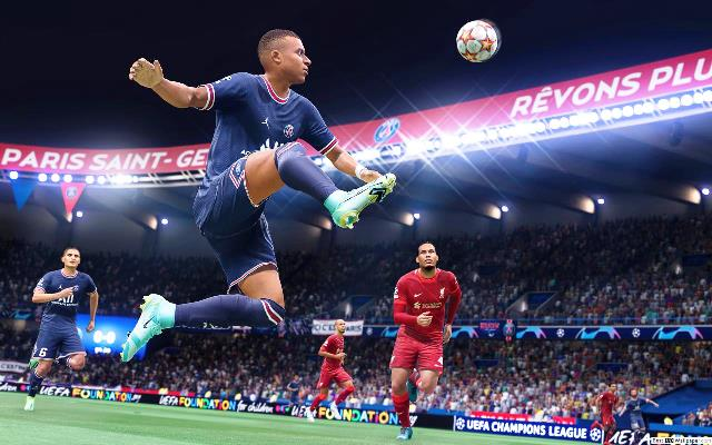 انقلاب در بازیهای ویدئویی فوتبال با «فیفا ۲۲»
