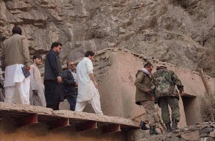 درخواست طالبان از احمد مسعود: تسلیم شو!