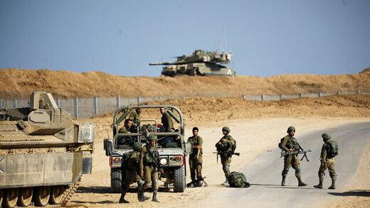آمادگی ارتش اسرائیل برای آتشافروزی در غزه