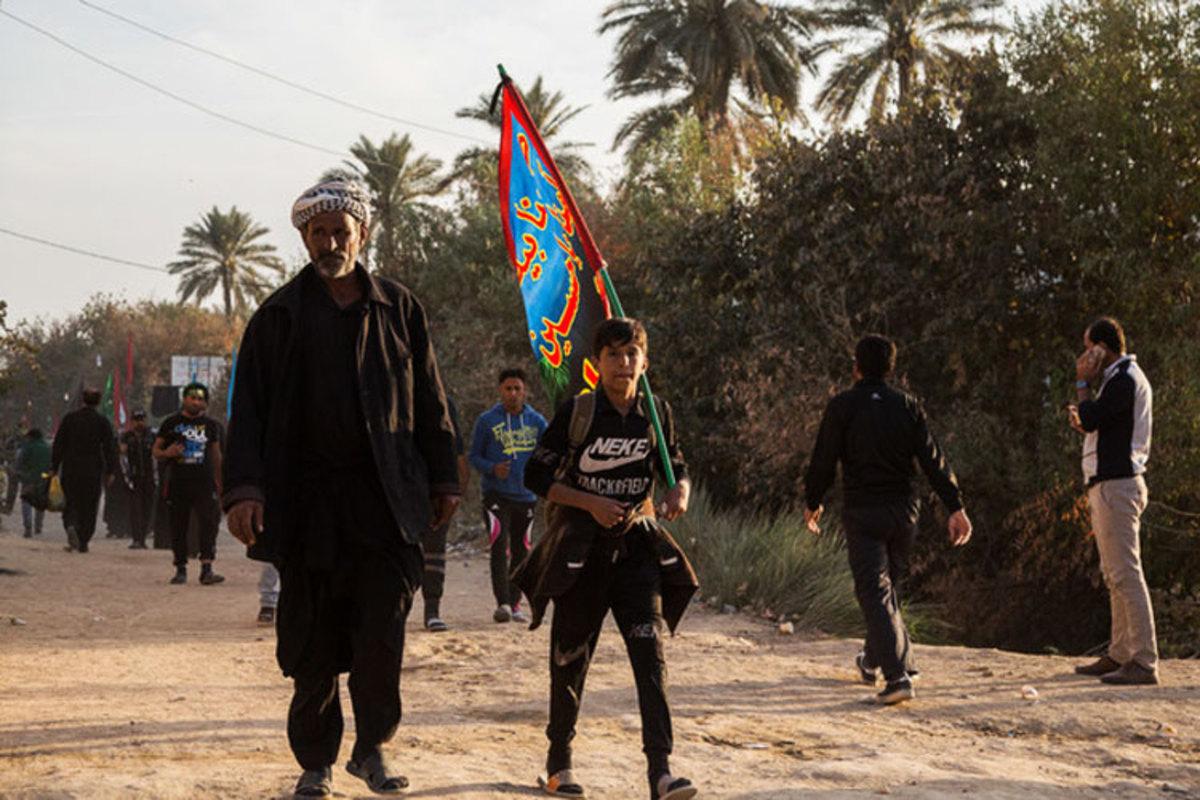 موافقت عراق با مشارکت ۳۰ هزار زائر ایرانی در مراسم اربعین
