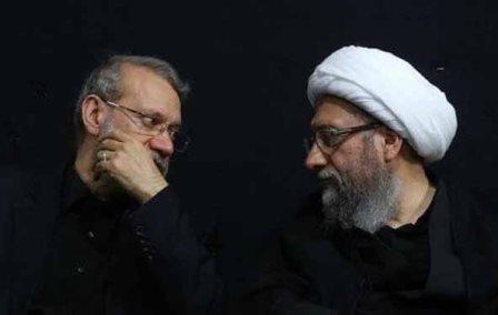 پایان دهه طلایی برادران لاریجانی