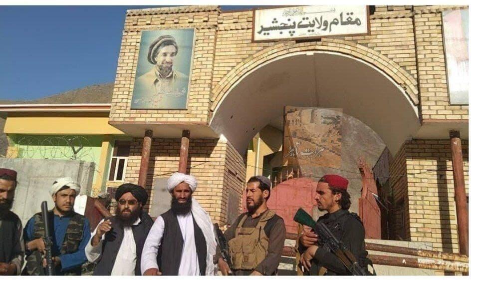 ایا طالبان پنجشیر را تصرف کرده است؟