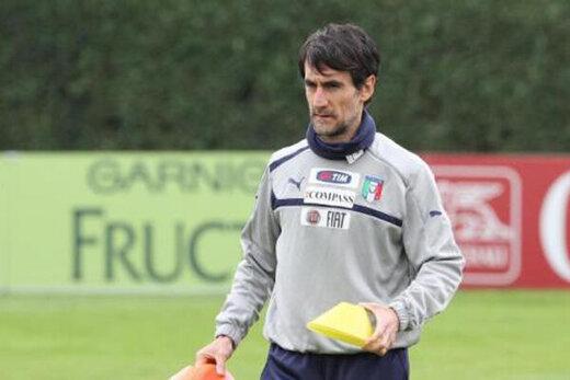 مربی ایتالیایی از امروز در تمرین استقلال