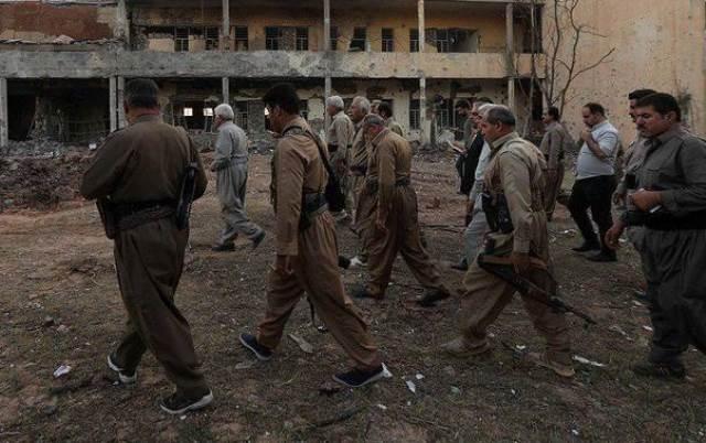 هشدار فرمانده سپاه به تروریستهای مستقر در اقلیم کردستان