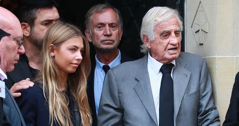 ژان پل بلموندو ستاره سینمای فرانسه درگذشت