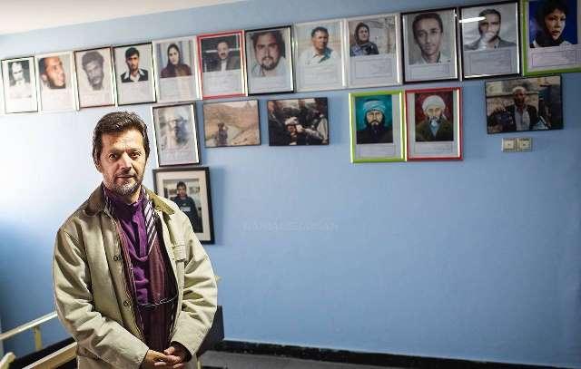 روایتی از زندگی جالب فهیم دشتی، روزنامهنگار افغان