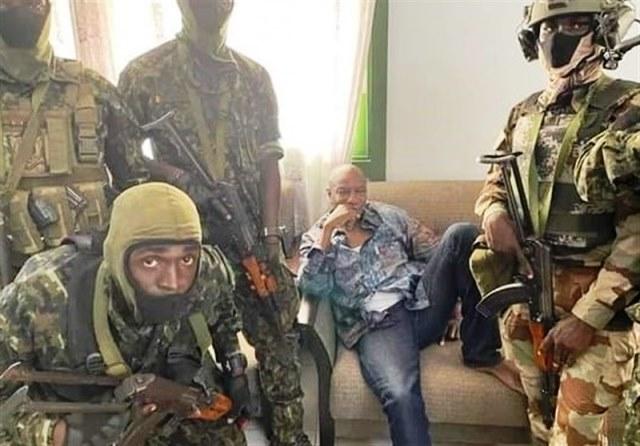 کودتا در گینه زیر سر کیست؟
