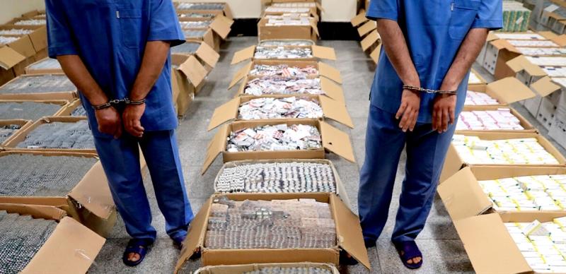 بازداشت معاون یک بیمارستان به دلیل دپوی داروی رمدسیور