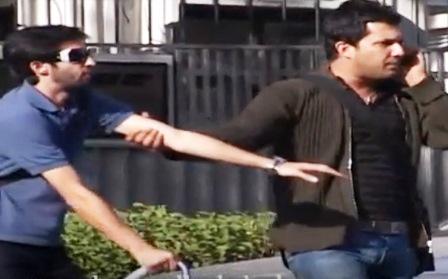 ماجرای مردی که از حامد بهداد کتک خورد