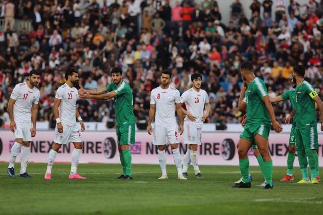 ترکیب تیمهای ملی ایران و عراق اعلام شد