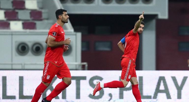 عراق ۰-۳ ایران؛ صدرنشینی مقتدرانه یوزها