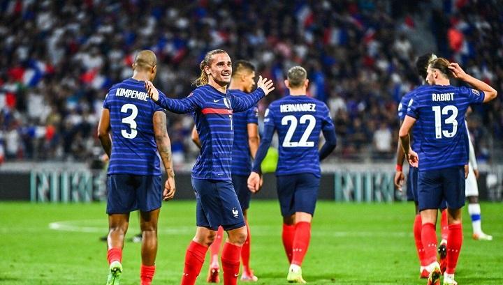 انتخابی جام جهانی در اروپا؛ پیروزی فرانسه و هلند و پرتغال