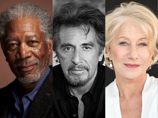 چهار بازیگر اسکاری در یک فیلم همبازی شدند