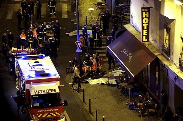 متهم اصلی حملات تروریستی پاریس در دادگاه: سرباز داعش هستم