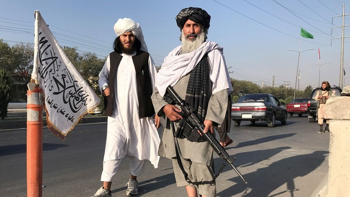 تاسیس وزارت امر به معروف و نهی از منکر در دولت طالبان