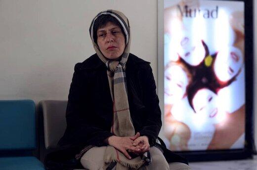 سوسن پرور در جشنواره ایتالیایی جایزه گرفت