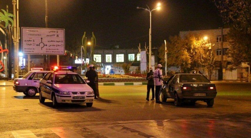 پلیس: لغو منع تردد شبانه هنوز به ما ابلاغ نشده است