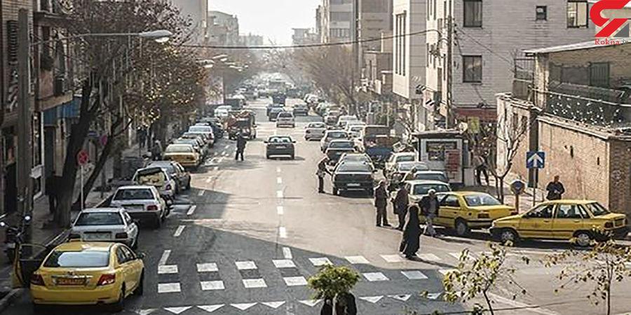 ماجرای فیلم برهنگی زن تهرانی در خیابان پیروزی چه بود؟