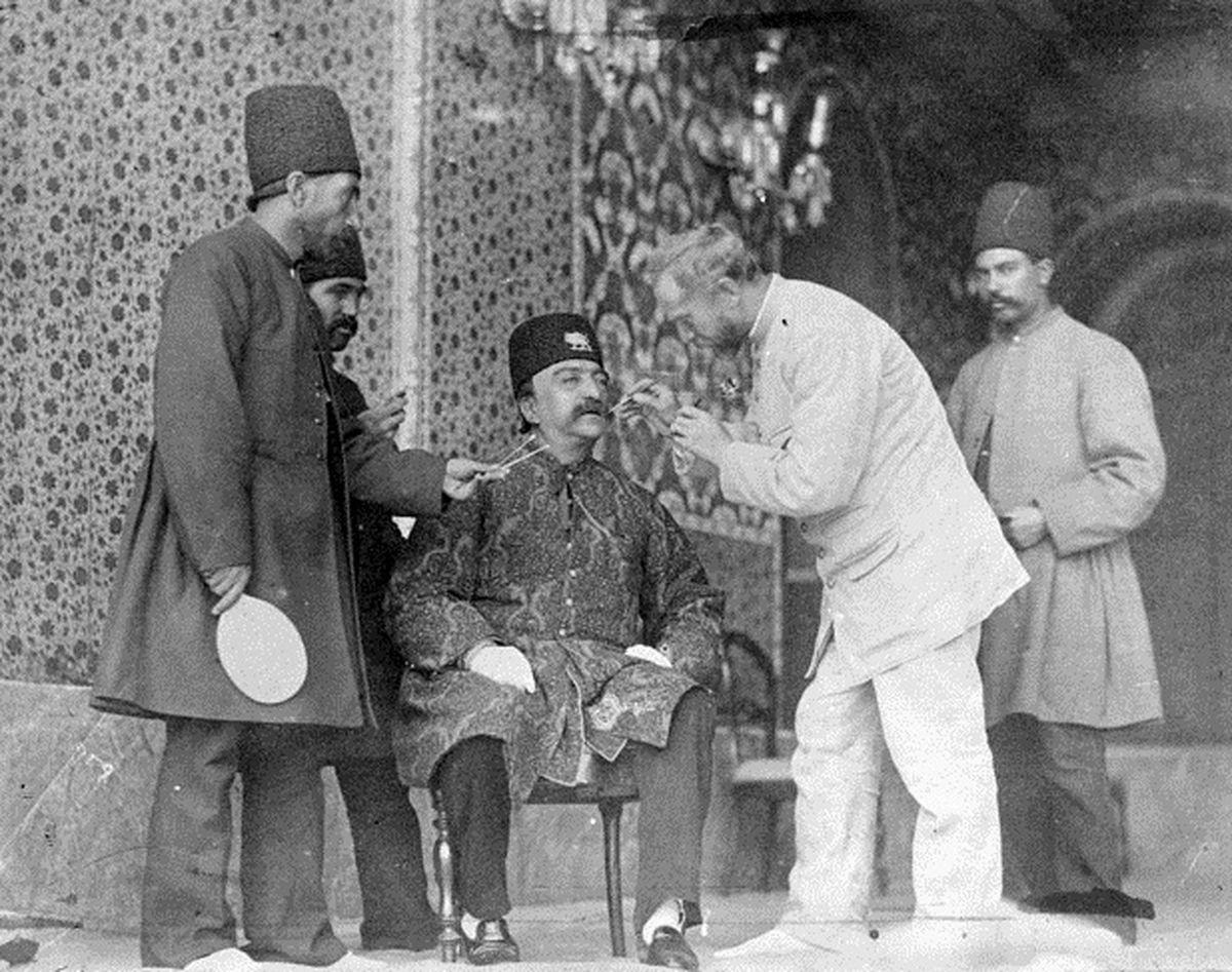 نقش ناصرالدینشاه در تغییر روز شهادت امام حسن