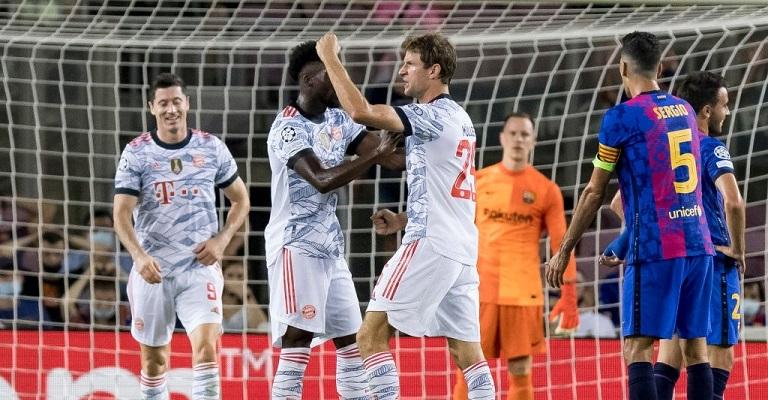 لیگ قهرمانان اروپا؛ پیروزی چلسی، بایرن و یوونتوس