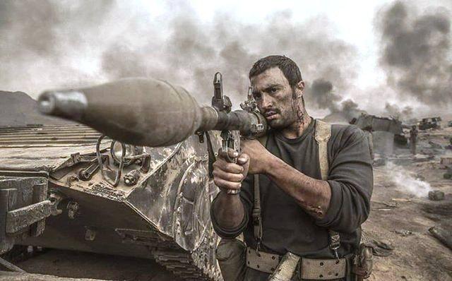 ۱۰فیلم سینمایی جنگی با جلوههای ویژه بصری و میدانی