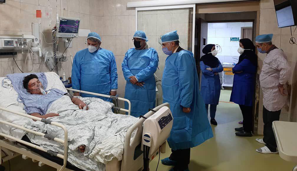 جزییات درگذشت «علی لندی» اعلام شد