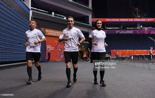 گلاره؛ زن افتخارآفرین ایرانی در جام جهانی فوتسال مردان