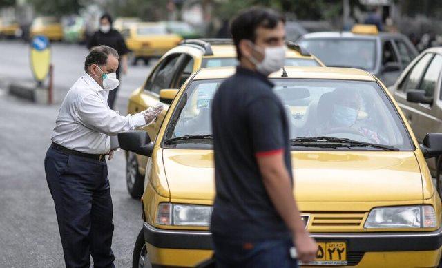 ماجرای شمشیرزن یک دست در تاکسی پایتخت