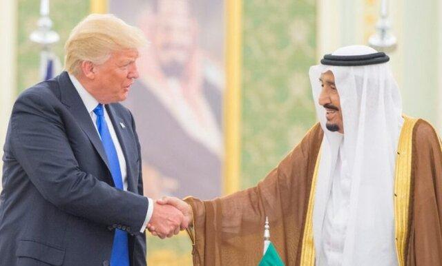 هدایای قیمتی عربستان به ترامپ تقلبی از کار درآمد
