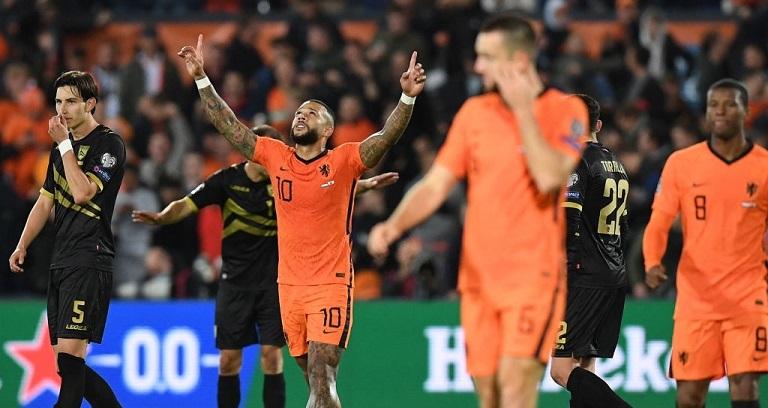 مقدماتی جام جهانی در اروپا؛ پیروزی هلند و صعود آلمان