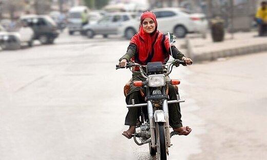 جزییات تازه از گواهینامه موتورسواری برای زنان